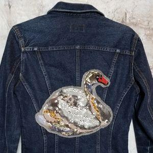 Nordstrom Jean Jacket